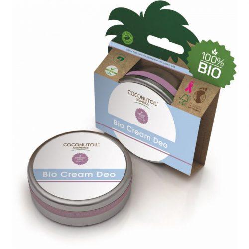 Coconutoil cosmetics bio krémdezodor
