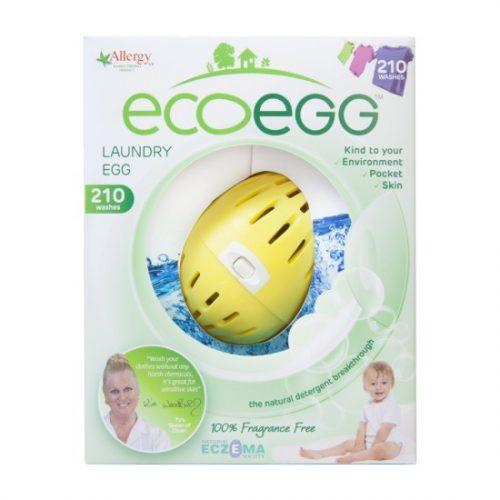 ECOEGG mosótojás 210 mosásra, illatmentes