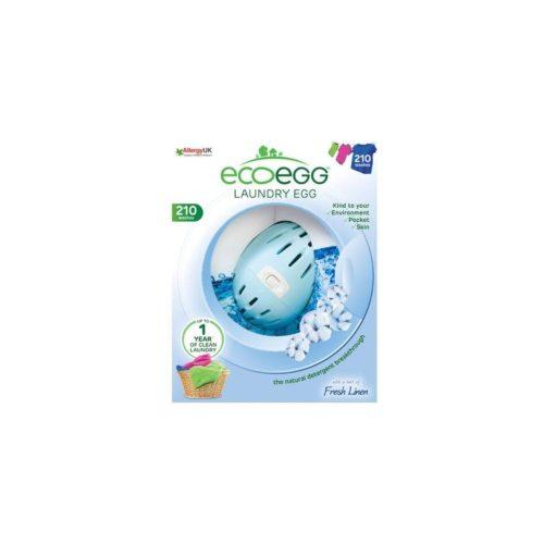ECOEGG mosótojás 210 mosásra, puha pamut