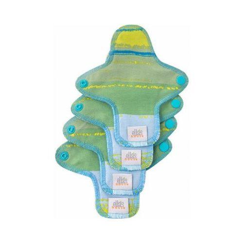 Ella's House mosható tisztasági betét, mini, limitált Jungle blue