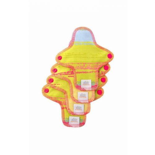 Ella's House mosható tisztasági betét, mini, limitált Jungle pink