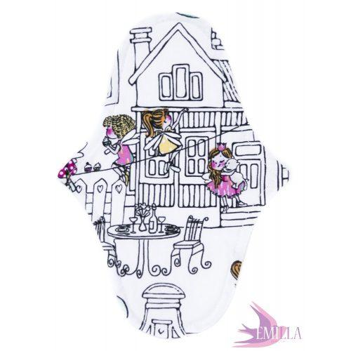 Emilla Afrodité tisztasági betét, Wonderland White