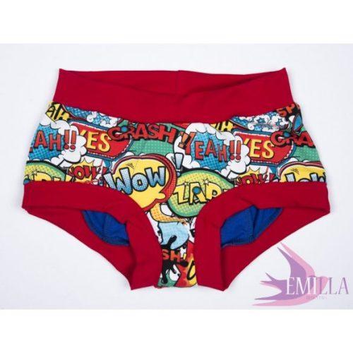 Emilla menstruációs bugyi, Pop Art