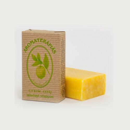 Tulasi aromaterápiás szappan - citromfű-fahéj