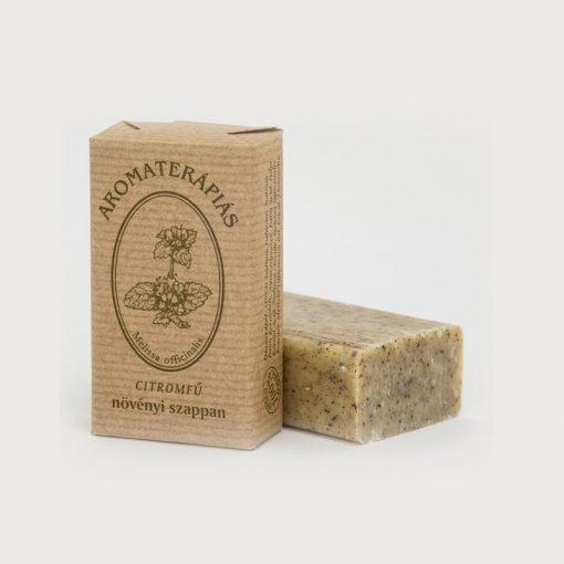 Tulasi aromaterápiás szappan - citromfű