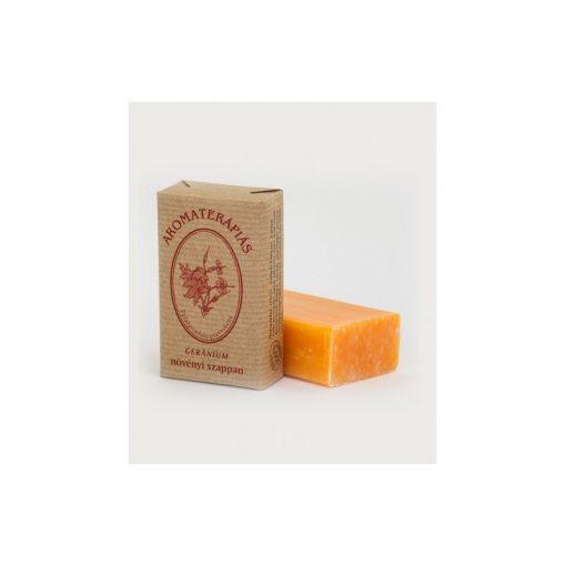 Tulasi aromaterápiás szappan - geránium