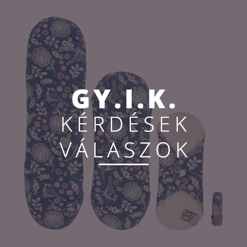 GY.I.K. - KÉRDÉSEK ÉS VÁLASZOK